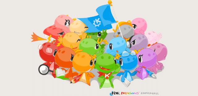Lançado KDE Applications 18.12