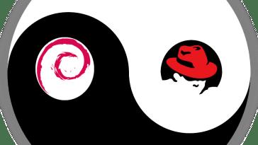 As 10 principais diferenças entre Debian e Red Hat