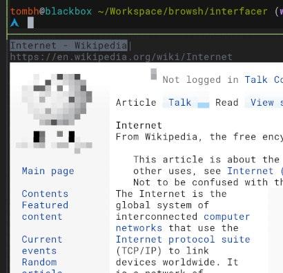 Acesse seus sites favoritos no Terminal com o Browsh