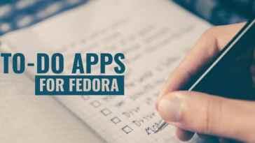 000 - 5 aplicativos para gerenciar sua lista de tarefas no Fedora