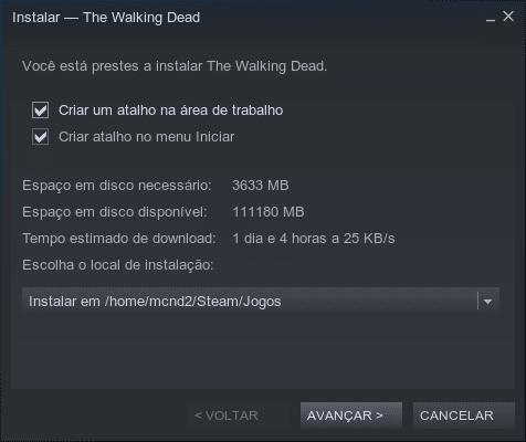 Steam: Rodar jogos do Windows no GNU/Linux - Instalar jogo