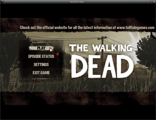 Steam: Rodar jogos do Windows no GNU/Linux - Jogo carregado
