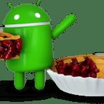 celulares que devem receber o Android Pie