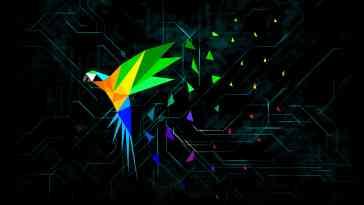 Nova versão do Parrot disponível