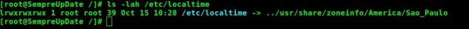 003 - Seu sistema Linux está preparado para o horário de verão 2018