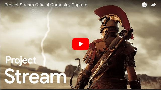 Google entra no streaming de jogos com o Project Stream