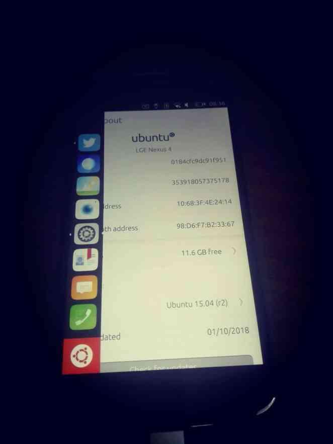 Ubuntu Phone finalmente recebe um aplicativo VoIP | SempreUPdate