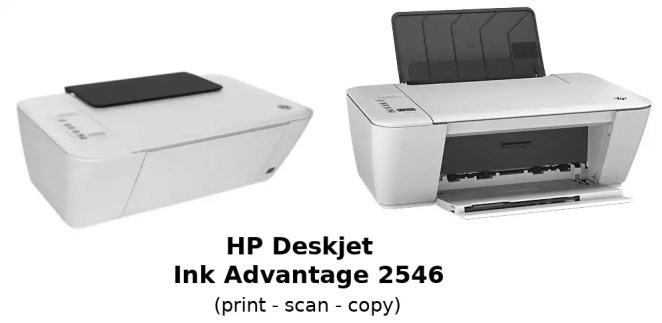Instalar impressora HP no FreeBSD - HP Deskjet Inl Advantage 2546