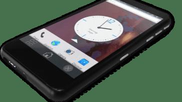Smartphone Necunos com KDE já aceita pré-encomendas