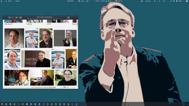Linus Torvalds tem um auxiliar especial para trabalhos do kernel 4.21
