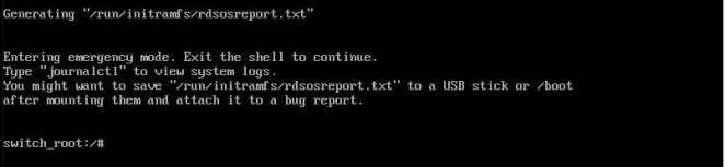 005 - Quebrando senha de root no Fedora e derivados