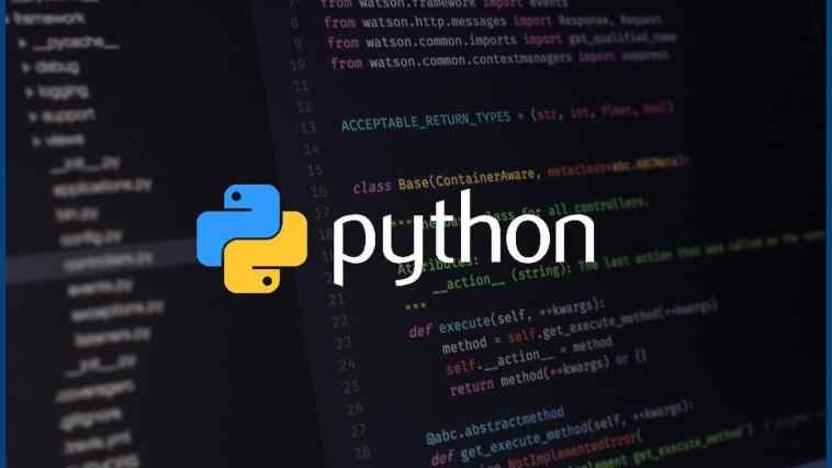 Linguagem Python consolida liderança