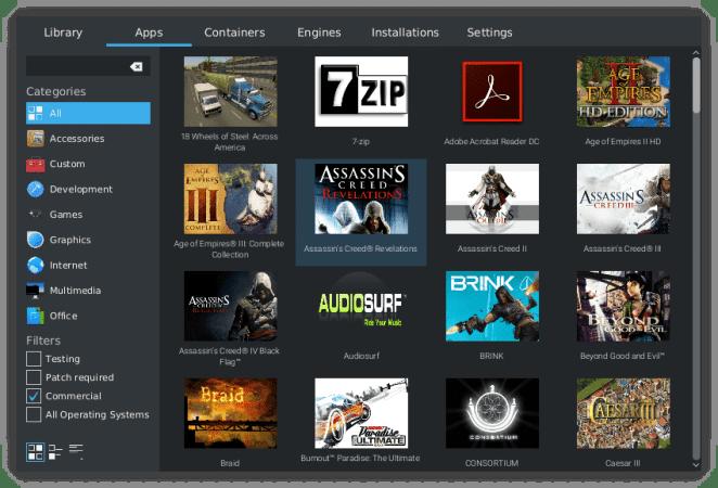 PlayOnLinux 5.0 Alpha 2 acaba de ser lançado