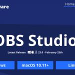 OBS Studio 23.0 lançado com melhorias para Linux