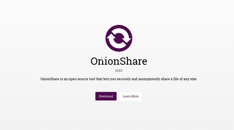 OnionShare2 lançado transfira arquivos anonimamente