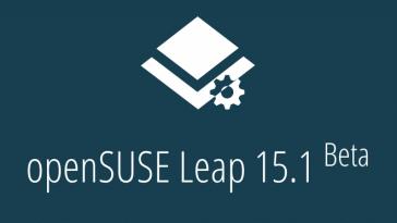 Lançado OpenSUSE Leap 15.1