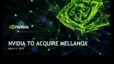 NVIDIA compra Mellanox, provedor de chips de rede, por US$ 6,9 bilhões
