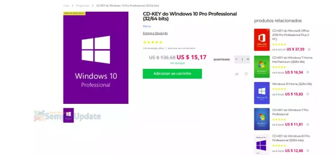 Aproveite a chance de ter versões legítimas do Office e Windows 10
