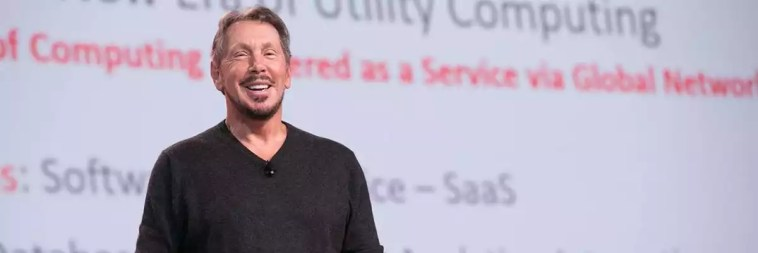 Oracle Open World 2019: Ellison afirma 'nuvem totalmente autônoma' como objetivo