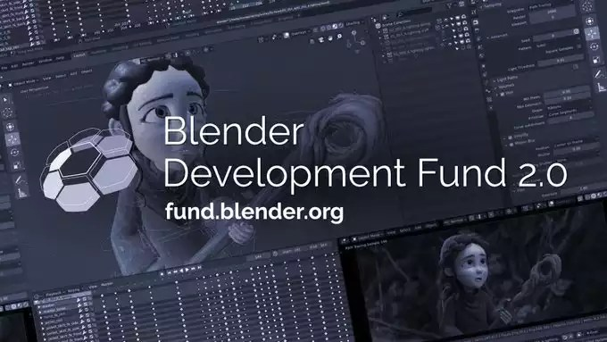 Nvidia se junta ao programa Blender Foundation Development