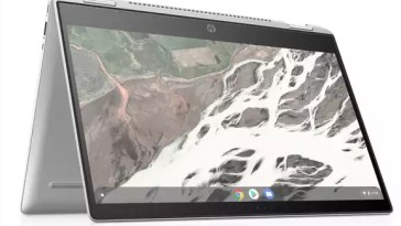 HP lança Chromebooks e Chromebox