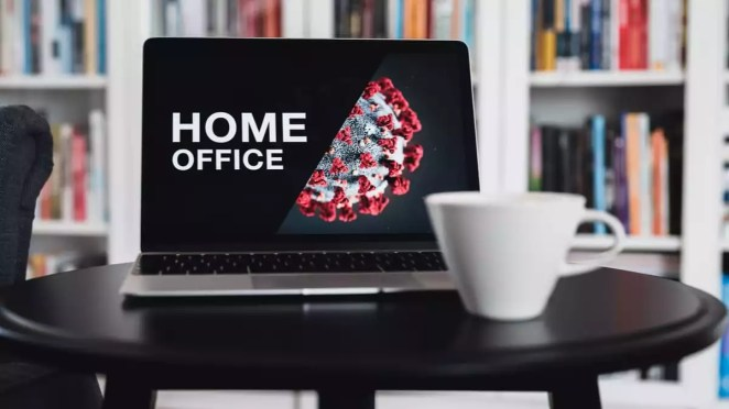 Pandemia fez home office crescer 30%