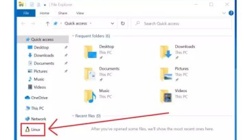 Microsoft adiciona integração do File Explorer ao Windows Subsystem for Linux no Windows 10 Fast Ring