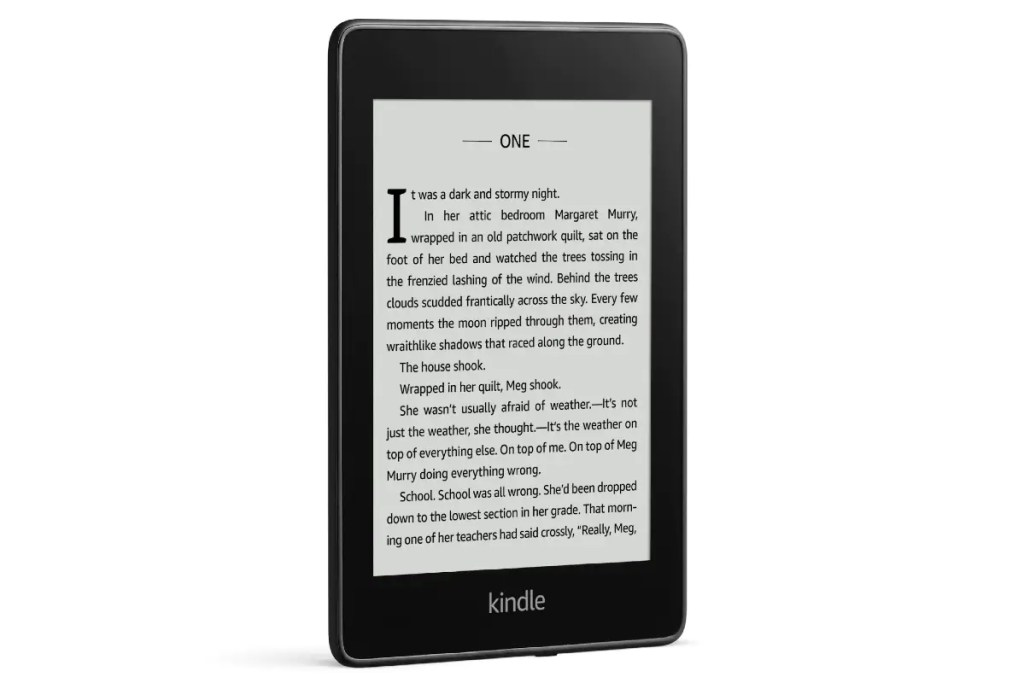 Amazon lança novos leitores eletrônicos Kindle Paperwhite e Kindle Paperwhite Signature Edition