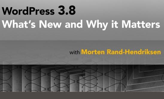 Wordpress 3,8 Özellikler