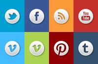 sosyal medya kodları