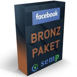 facebook reklam bronz paket