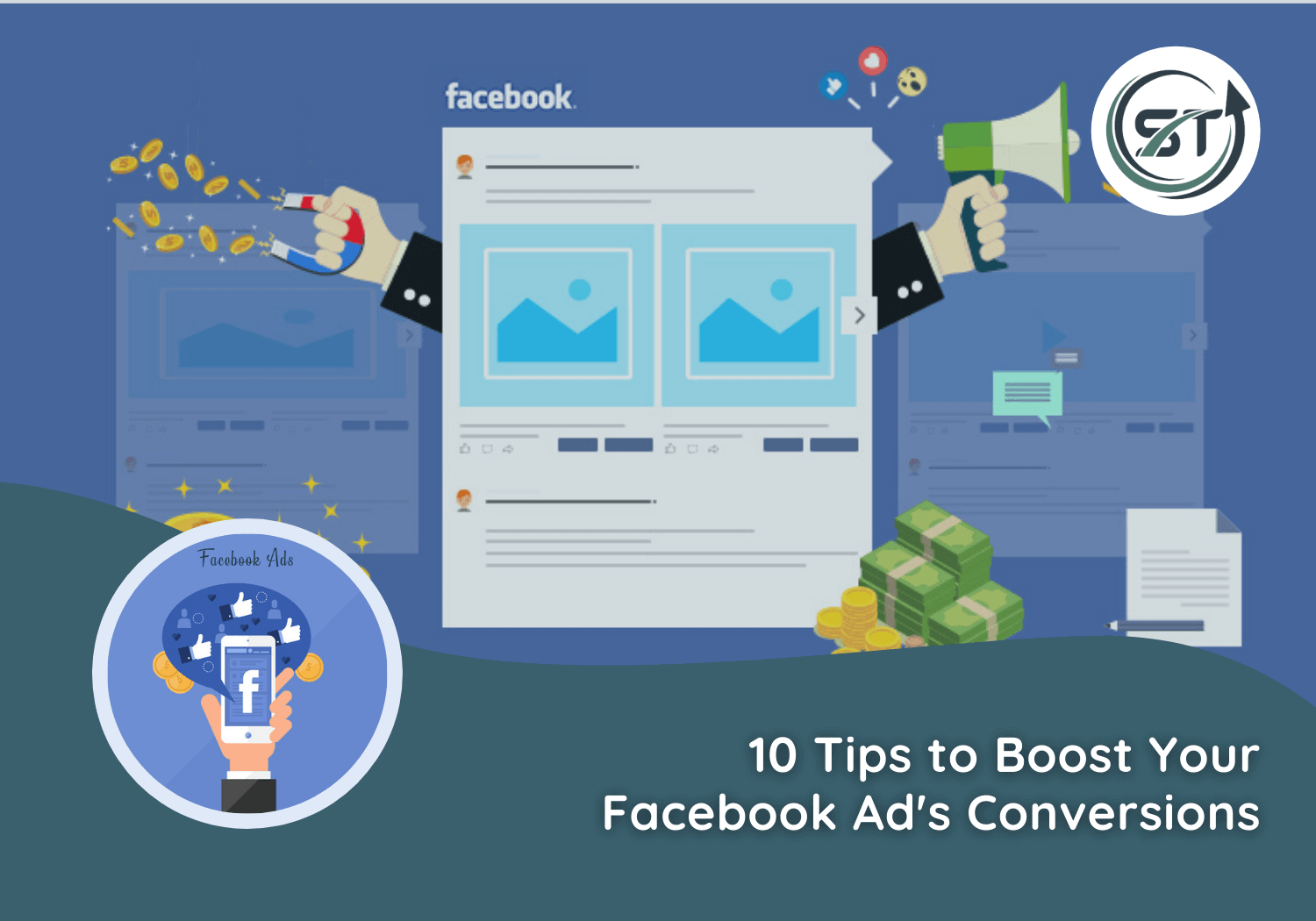 Read more about the article 10 Tips to Boost Your Facebook Ad's Conversions