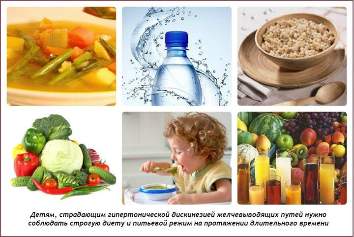 qual è la dieta senza colecistochinetici