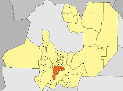 Departamento La Viña (Salta - Argentina)