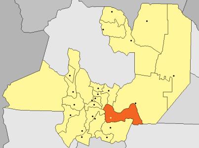 Departamento Metán (Salta - Argentina)
