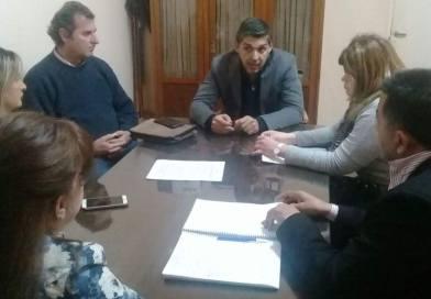 Hanne informó a senadores que los colectivos del Area Metropolitana llegaran hasta Av. Belgrano