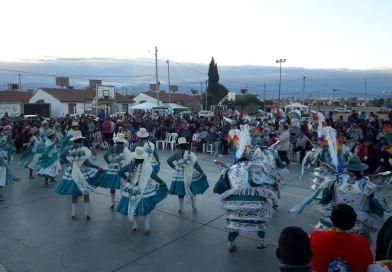 Más de 2.500 personas disfrutaron de la feria y el Festival Patrio de la ruta 26