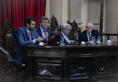 Senadores conocieron los detalles del Proyecto de Ley de Presupuesto, Ejercicio 2019