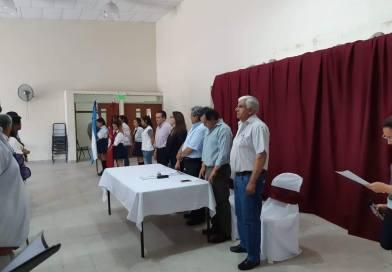 Lanzamiento de la Tecnicatura Superior en gestión agropecuaria en La Candelaria