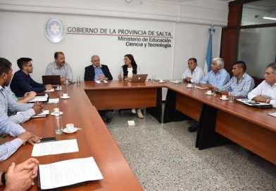 Senadores se reunieron con la Ministro de Educación antes del comienzo del ciclo lectivo
