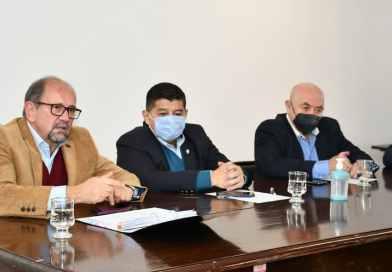 El ministro de Infraestructura informó ante el Senado la marcha de la obra pública en Salta