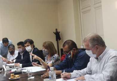 Definieron la integración de las Comisiones de la Convención Constituyente
