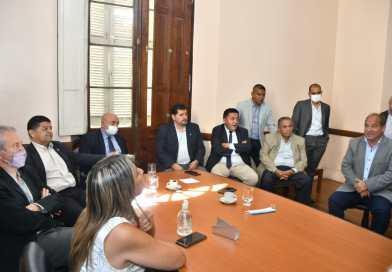 Villada fundamentó las razones del pedido de intervención de Salvador Mazza