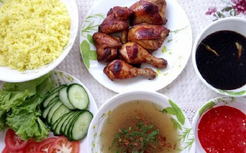 Resepi Nasi Ayam Sedap