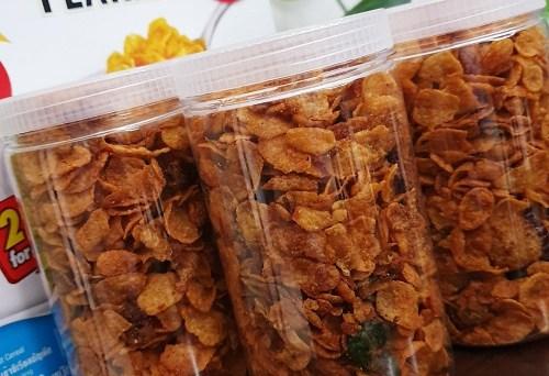 resepi-salted-egg-cornflakes