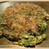 Makan – makan Makanan Jepang di Jepang; Osaka