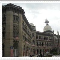 Masih tentang Bangunan Tua di Kuala Lumpur, Malaysia