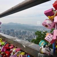 Love Declaration at N Seoul Tower (WW)