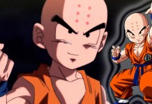 krillin de Dragon Ball Super