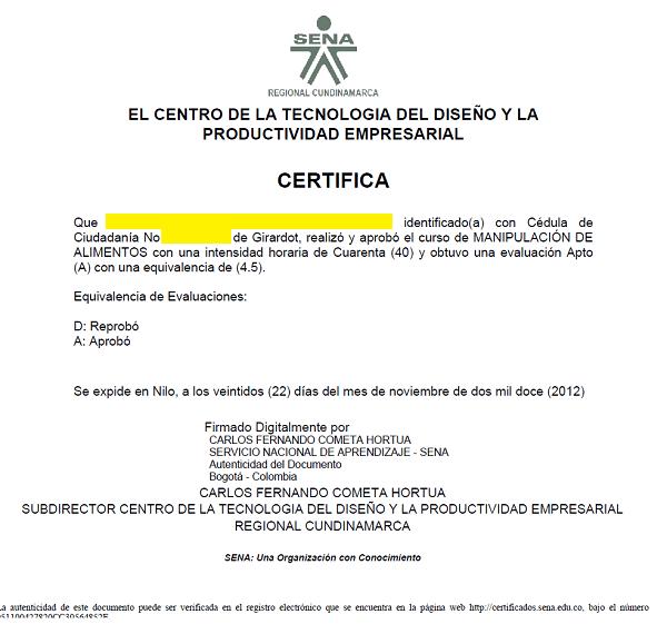 """""""DESCARGAR CERTIFICADO EN WWW.SENASOFIAPLUS.EDU.CO 2"""""""